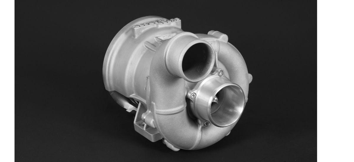 ASA Kompressor + Turbomotor = Anfahrunterstützung