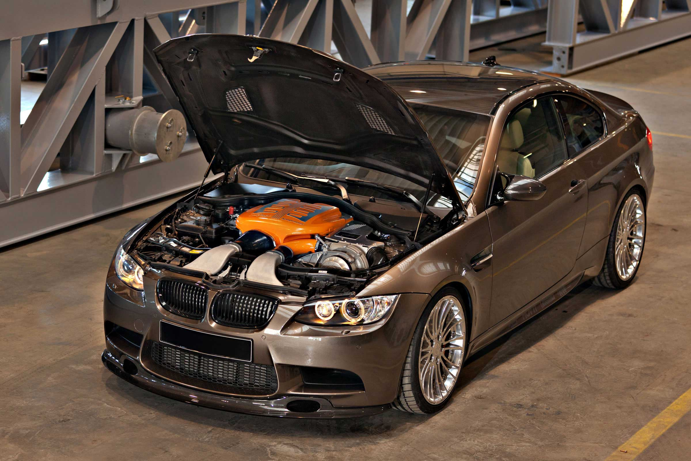 SK2CS FE2- 666* PS BMW M3 E9x V8 Kompressor